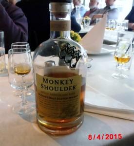 Whiskysmagning på Cafe Tante