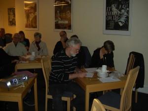 Medlemsmøde 25. februar.