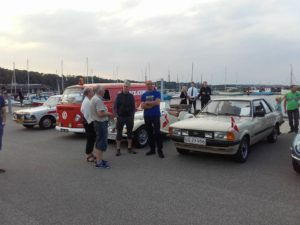Dækspark på Lemvig Havn d. 8. sept.