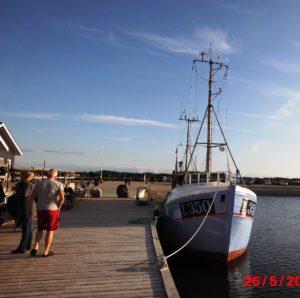 Tur til Handbjerg Havn d. 26. maj
