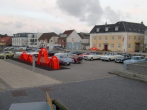 Dækspark på Lemvig Havn d. 14. sept.