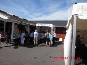 Besøg hos Demens Daghjemmet i Struer d. 7. juni